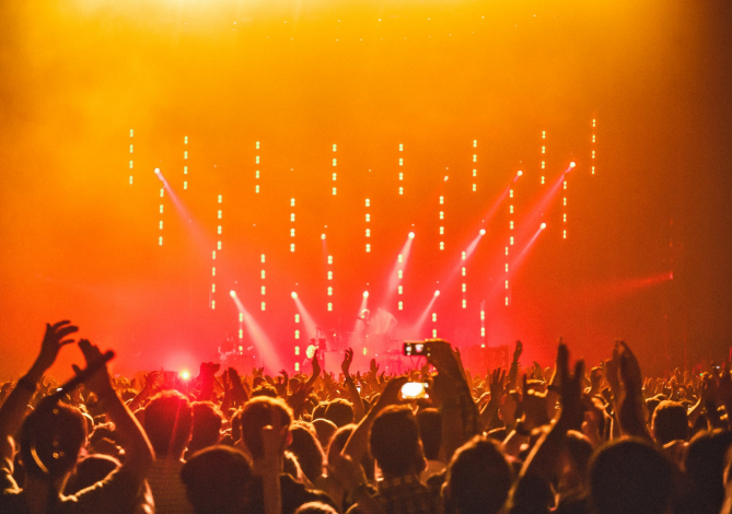 concert audiences